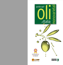 2019 catalogue of mono-variety olive oils from the 16^ National Review of mono-variety olive oils